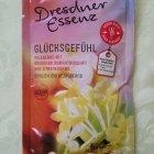 Glücksgefühl Pflegebad mit goldenem Osmanthusduft und Zitronengras - Dresdner Essenz