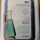 Anti Aging Collection - Glycolic Acid - Makeup Cleansing Wipes