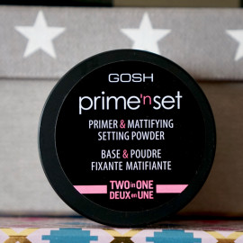 Prime'n Set - Primer & Mattifying Setting Powder von Gosh
