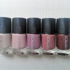 61 Greige! The New Beige, 117 Mauve To The Beat, 120 Berry Necessary!, 119 For Nuts Sake!, 93 Red Night Mystery