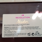 I ❤️ Revolution - Nudes Chocolate Palette von Makeup Revolution