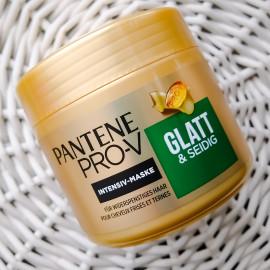 Glatt & Seidig - Intensiv-Maske von Pantene Pro-V