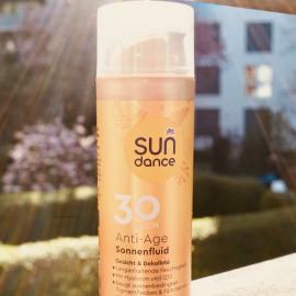 Anti-Age Sonnenfluid LSF 30 von Sundance
