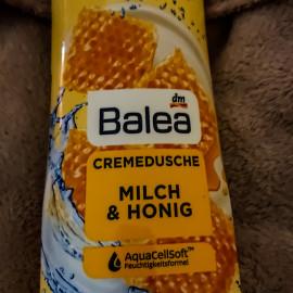 Dusche & Creme - Milch & Honig von Balea
