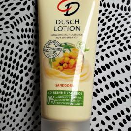 Duschlotion Sanddorn - CD