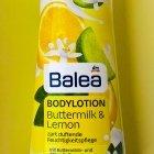 Bodylotion Buttermilk & Lemon von Balea