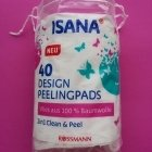 Design Peelingpads 2in1 Clean & Peel - Isana