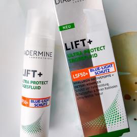 Lift+ - Ultra Protect Tagesfluid LSF50+ Blue-Light Schutz von Diadermine