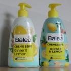 Cremeseife - Ginger & Lemon von Balea