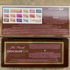 Chocolate Gold - Metallic/Matte Eye Shadow Palette von Too Faced