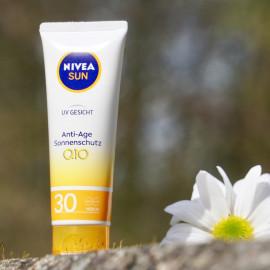 UV Gesicht - Anti-Age Sonnenschutz Q10 LSF 30 von Nivea