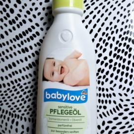 Pflegeöl Sensitive von babylove