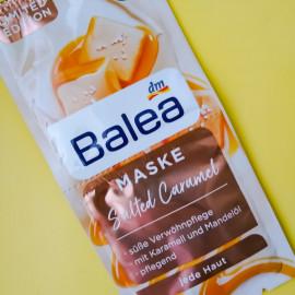 Maske Salted Caramel - Balea