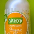 Cremeseife Orange & Bio-Thymian von