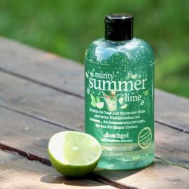 Minty Summer Lime Duschgel von treaclemoon
