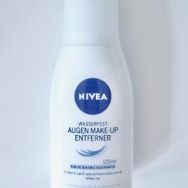 Wasserfest Augen Make-Up Entferner von Nivea