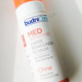 Med Sensitive - Zarter Reinigungsschaum von Budni Care