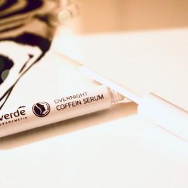 Overnight Coffein Serum - alverde