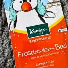 Badekristalle - Frostbeulen-Bad - Ingwer • Yuzu von Kneipp