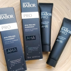 Doctor Babor - Pro - AHA Peeling Overnight - Babor
