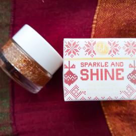 OMG Glitter! Sparkle & Shine Face & Body Gel von bhcosmetics