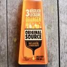 3 köstlich leckere Orangen Duschgel von