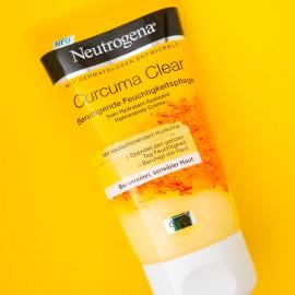 Curcuma Clear - Beruhigende Feuchtigkeitspflege von Neutrogena