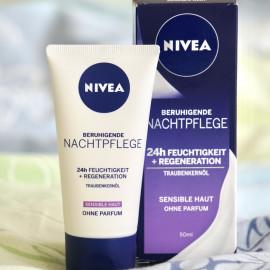 Sensitive - Nachtpflege von Nivea