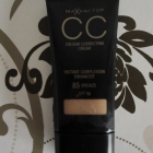 CC Colour Correcting Cream von Max Factor