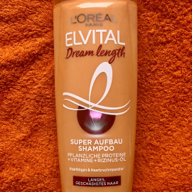 Elvital Dream Length - Super Aufbau Shampoo von L'Oréal