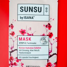 Sunsu by Isana - Mask / Tuchmaske von Isana