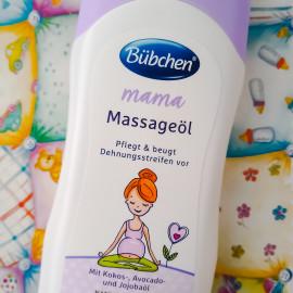 Mama - Massageöl von Bübchen