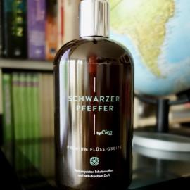 Schwarzer Pfeffer Premium Flüssigseife von Cien