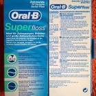 Superfloss Zahnseide von Oral B