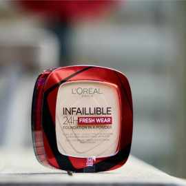 Infailable 24H Fresh Wear Foundation in a Powder von L'Oréal