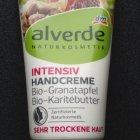 Intensiv Handcreme Bio-Granatapfel Bio-Karitébutter von alverde