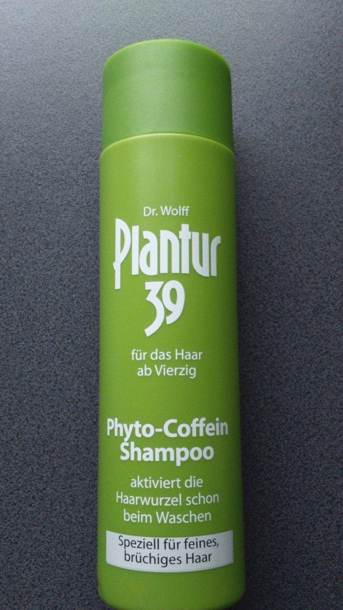 Plantur 39 - Phyto-Coffein Shampoo | Erfahrungsberichte