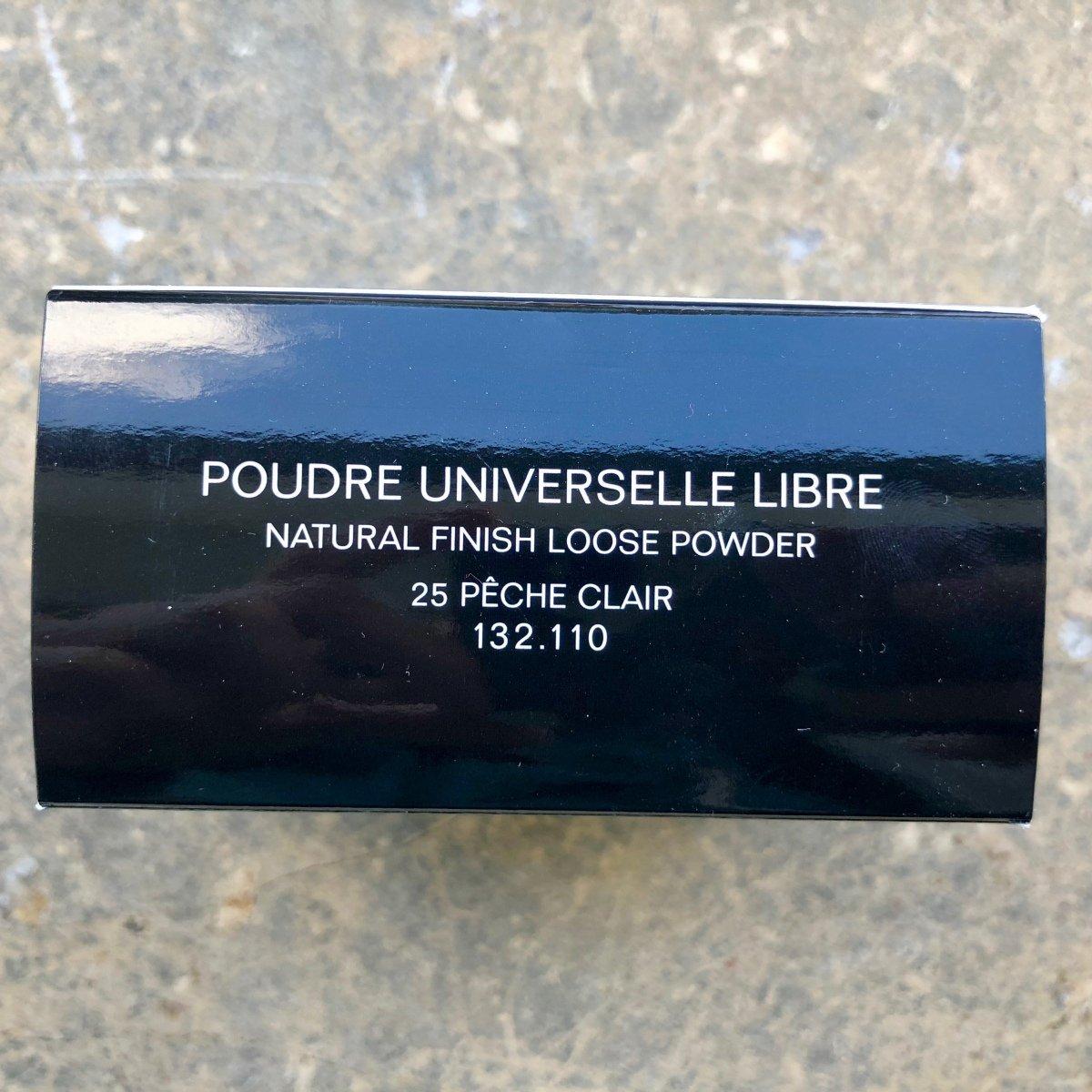 Chanel Poudre Universelle Libre Erfahrungsberichte Von Sani