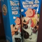 Milky Piggy Hell-Pore Clean Up Mask von Elizavecca
