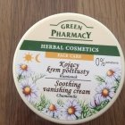 Soothing Vanishing Cream Chamomile von Green Pharmacy
