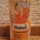 Dusche & Creme - Milch & Honig - Balea