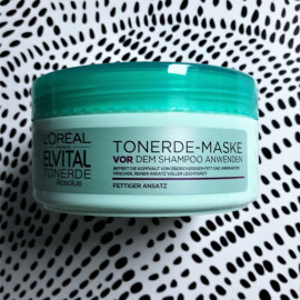 Elvital - Tonerde Absolue - Tonerde-Maske - L'Oréal
