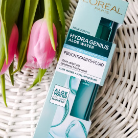 Hydra Genius - Aloe Water - Normale bis trockene Haut von L'Oréal