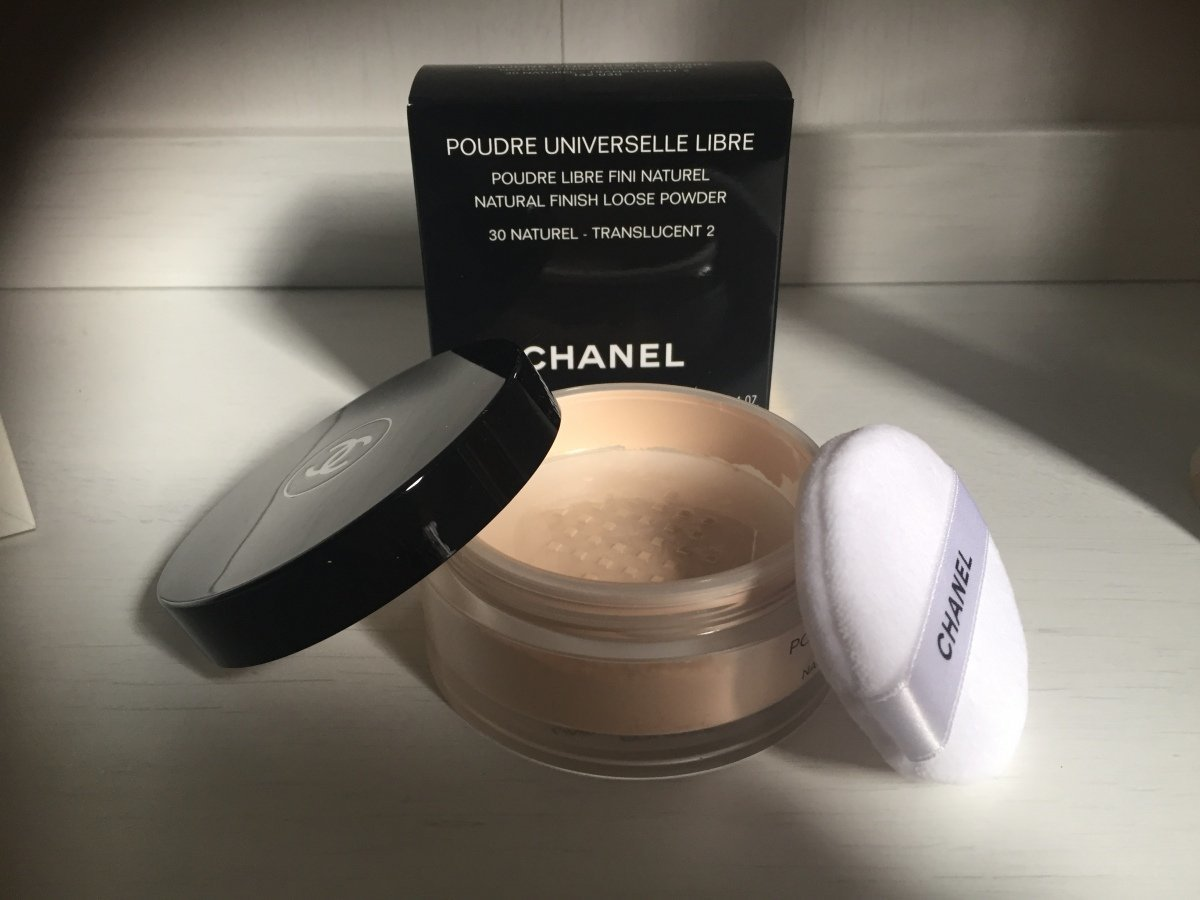 Chanel Poudre Universelle Libre Erfahrungsberichte Von Stilloni