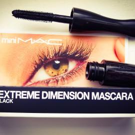 In Extreme Dimension 3D Black Lash Mascara von M·A·C