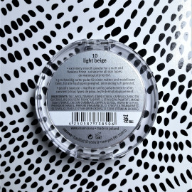 mattifying compact powder von essence