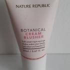 Botanical Cream Blusher von nature republic