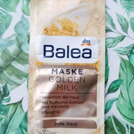 Maske Golden Milk von Balea